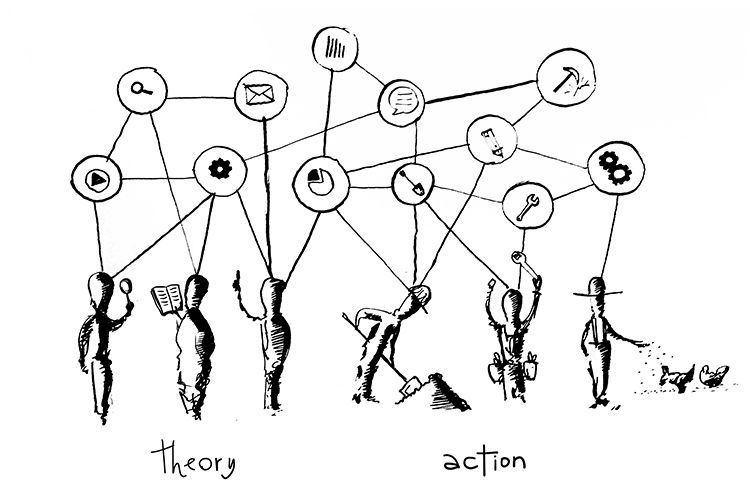 Software consulting done right - theory and action image